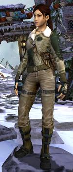 Relic Run Outfit Aviator