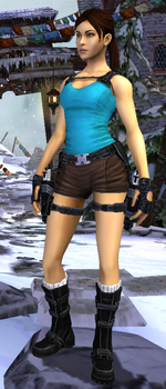 Relic Run Outfit Standard