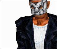 Masked Leader 12
