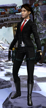 Relic Run Outfit Agent 47