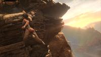 Lara Climbing Mountains