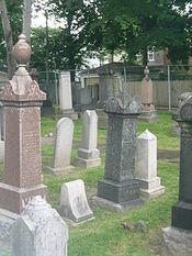 St luke's cemetery