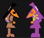 Gren and Bren