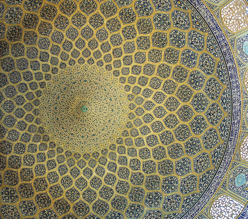 File:Dome, lotfollah mosque, isfahan oct. 2007.jpg
