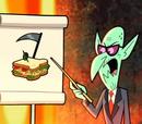 El Sándwich de Pavo con Poca Mayonesa