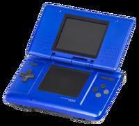 Nintendo DS (Electric blue)