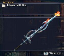 Flame Bluesteel
