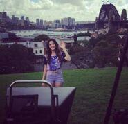 Laura shooting promos