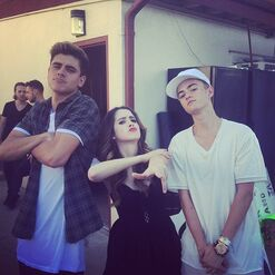Laura with Jack and Jack