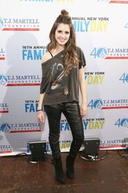Laura at the 16th annual New York Family Day (1)