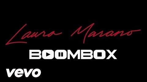 Laura Marano - Boombox (Lyric Version)
