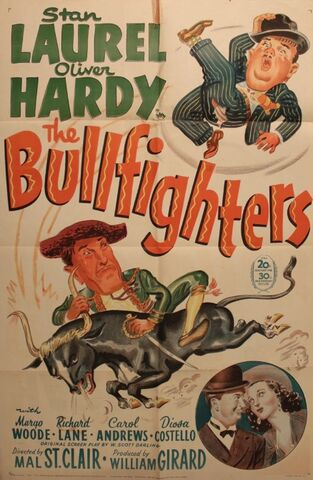File:The Bullfighters Laurel and Hardy 1945.jpg