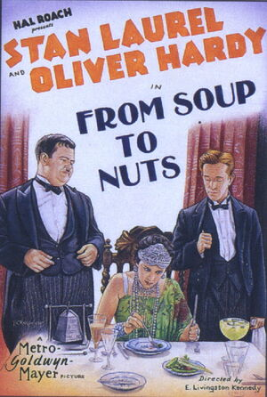 L&H From Soup to Nuts 1928