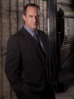 Elliot Stabler in Law & Order- Special Victims Unit