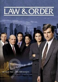 Law and Order S9 (DVD)