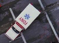 FDNY ambulance Design