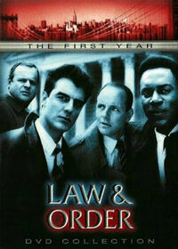 Law and Order S1 (DVD)