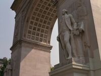 Washington Square Arch Corporate Veil