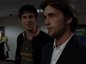 Ed Lang & Michael Pike