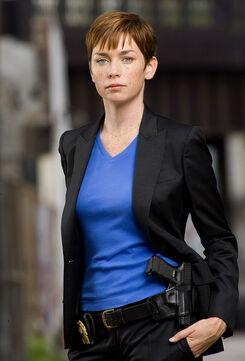 Megan Wheeler in Law & Order- Criminal Intent