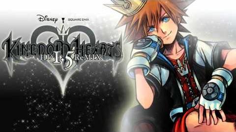 Hollow Bastion - Kingdom Hearts HD 1