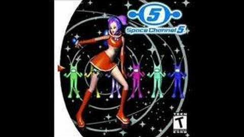"Space Channel 5 ""Coco Tapioka the Huge Dancer"" Music"