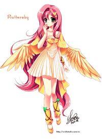 FlutterShyHuman