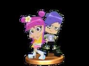 Ami & Yumi Trophy