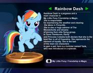 Rainbowdash Trophy