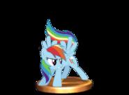 Rainbow Dash Trophy