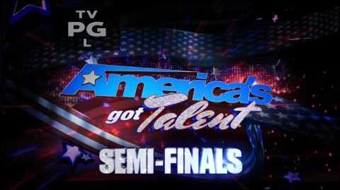 America's Got Talent Team iLuminate - All Performances