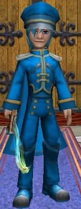 Brigadier Blaine