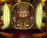 Bill Hawks in the Generator