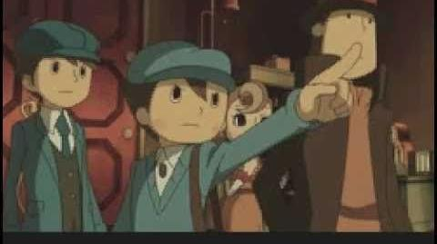 US Professor Layton and the Unwound Future - Scene 17 37