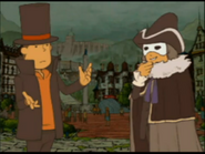 Descole and layton specter