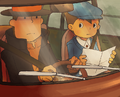 Discussion in the Laytonmobile