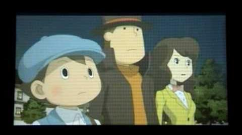 Layton Kyouju to Kiseki no Kamen - Video 28 Translated