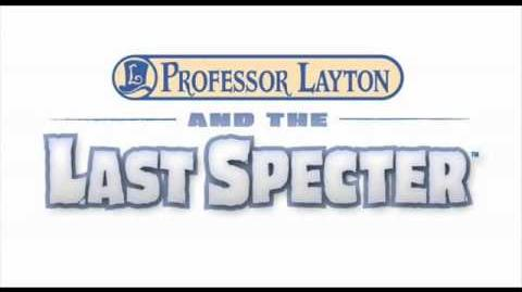 Professor Layton and the Last Specter - The Legendary Paradise