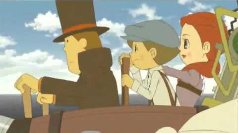 Professor Layton and the Eternal Diva (4 7) Eng