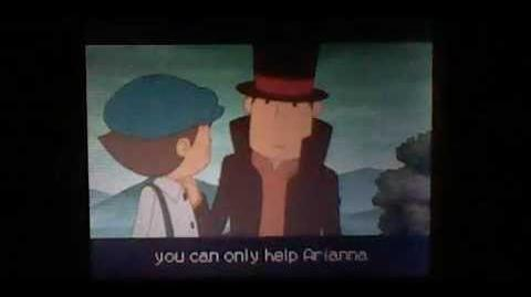 Professor Layton and the Spectre's Call the Last Specter - Cutscene 23 (UK Version)