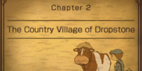 Chapter 2: The Country Village of Dropstone