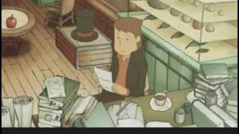US Professor Layton and the Unwound Future - Scene 37 37