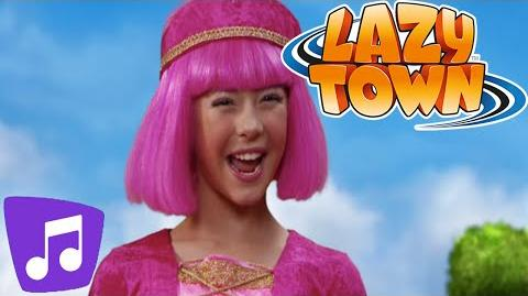 LazyTown Here We Go Music Video
