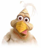 Nick Jr. LazyTown Haninn the Rooster Close-Up