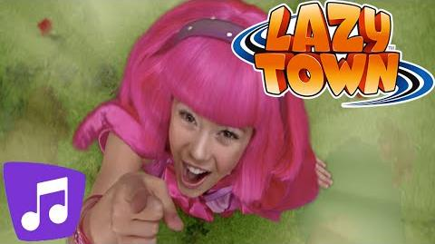 LazyTown Life Can Be Music Video