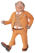 Nick Jr. LazyTown Mayor Milford Meanswell 1