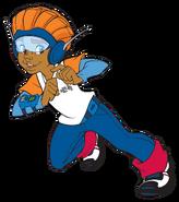 Nick Jr. LazyTown Pixel Illustrated 2