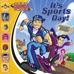 Nick Jr. LazyTown - It's Sports Day! Book