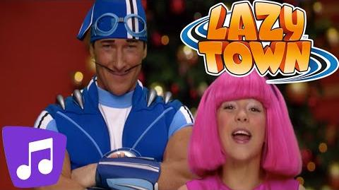 LazyTown Jolly Holiday Music Video