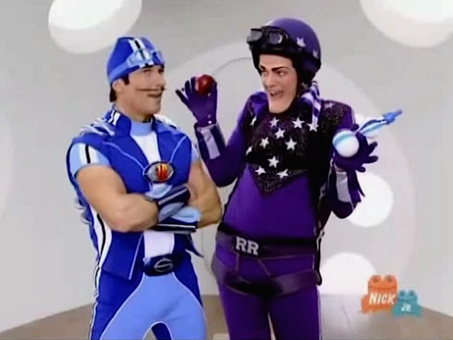 File:Nick Jr. LazyTown - Sportacus and Robbie Rotten in Friends Forever.png